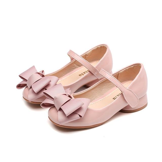 Printemps automne bébé bébé chaussures princesse Bowknot filles en cuir chaussures enfants enfants chaussures printemps HfYIa2g7F