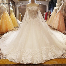 CHANVENUEL LS9031 ball gown wedding dress with