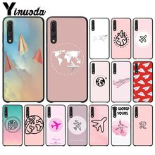 Yinuoda Travel the world paper plane aircraft Novelty Fundas Phone Case Cover for Apple iPhone 8 7 6 6S Plus X XS MAX 5 5S SE XR yinuoda travel the world paper plane aircraft novelty fundas phone case cover for apple iphone 8 7 6 6s plus x xs max 5 5s se xr
