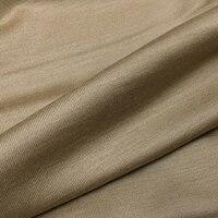 Jersey tejido de lana de cachemira pura sección delgada Otoño e Invierno tejido importado tejido de punto de alta calidad.