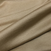 pure wool cashmere fabric thin section autumn and winter Jersey sweater imported fabric high grade knitted fabric.