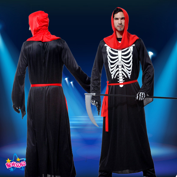 Vampire Hunter Cosplay Costumes Cool Mens Vampire Counts Suit Best Devil Outfit Adult Classic Halloween Carnival Costume C028