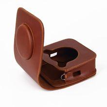 Для Fujifilm Instax Spuare SQ10 камера PU кожаная сумка чехол винтаж плечевой ремень сумка для переноски чехол защитный чехол