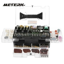 Rotary-Tool-Accessories-Set Drilling Meterk Electric-Grinder-Accessory-Kit Engraving