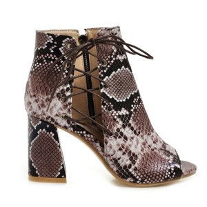 Image 5 - MORAZORA 2019 ใหม่มาถึงฤดูร้อนรองเท้า Peep Toe รองเท้าส้นสูงรองเท้า Lace Up + ซิปแฟชั่นรองเท้าผู้หญิงข้อเท้าสบายรองเท้าผู้หญิง