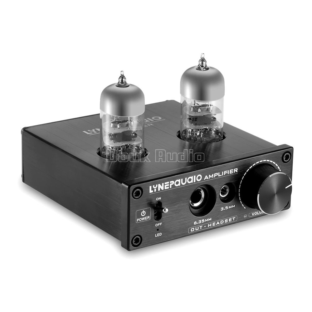 2017 New Nobsound HiFi Mini Stereo Valve 6J9 Tube Amplifier Preamp PC USB ASIO OTG Sound Card 2017 new nobsound hifi mini microphone preamplifier music sound card recording mic amplifier