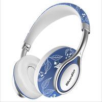 AZN Bluedio A2 (Air) Bluetooth Headphone/Headset Printed Wireless Headphones For 4.2 Bluetooth Music Earphones