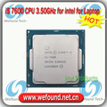 Оригинал для Intel Core i5 7600 Процессор 3.50 ГГц/6 МБ Cache/Quad Core/Socket LGA 1151/Quad Core/Desktop I5-7600 ПРОЦЕССОРА
