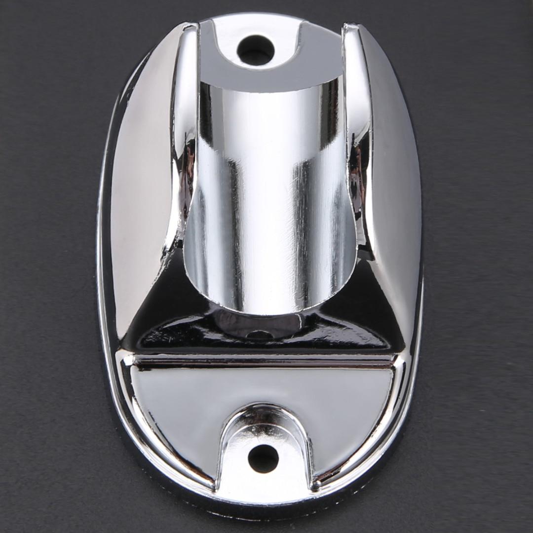 Mayitr Polished Chrome Toilet Bidet Sprayer Handheld Bidet Spray Shower Head Diverter Shower Hose Set Bathroom Accessories