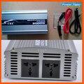 6000 W de Potência de Pico de Alta Qualidade 3000 W Car Power Inverter DC 12 V/24 V PARA 220 V Adaptador para Carro Conversor de Onda Senoidal modificada
