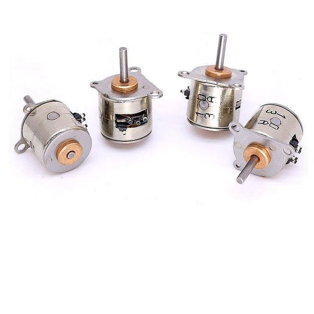 2pcs lot 2 phase 4 wire stepper motor 10mm micro stepping motor 2pcs lot 2 phase 4 wire stepper motor 10mm micro stepping motor jsdj2p4w10m