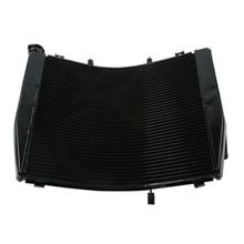 Aluminum Radiator Cooler For Kawasaki Ninja ZX-14 ZX1400C ZX14R ZZR1400 12-17 Motorcycle Accessories