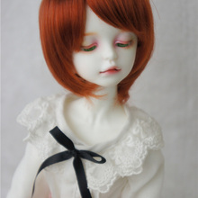 JD025 1/4 1/3 модные короткие раскроенная кукла парик в размере 7-8 дюймов 8-9 дюймов 9-10 дюймов кукольный парик BJD кукольный парик аксессуары