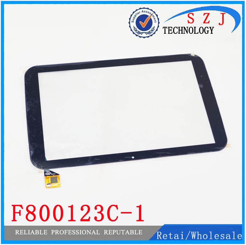 NEW 10.1 inch Black GSL3680B F800123C-1 T101WXHS02A02 Capacitive Touchscreen SG1001 3G Tablet Touch Panel Digitizer Glass lens