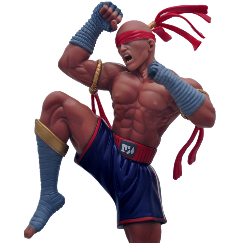 Hot Action Figure 19CM LOL LEE SIN Blind Monk Flame Chompers Lolita PVC Outbreak Birthday Doll Kids Gift Anime Collection Toys