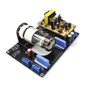 Image 4 - Lusya Amplificador de tubo de vacío, 6N8P(6H8C 6SN7) de Audio para coche DC12V, placa HiFi, preamplificadora B1 005