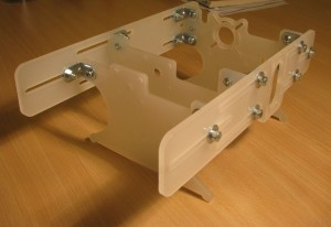 ФОТО jajcoris Eggbot DIY laser cut acrylic plate kit Laser Cut SphereBot Eggbot chassiskit PMMA (plexiglas)