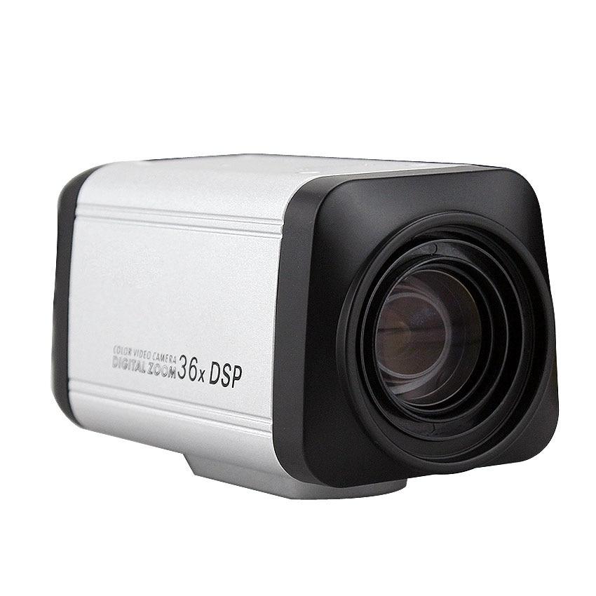 AHD 1 3MP Auto focus Zoom AHD Box CCTV Camera 36X 960P CCTV Box AHD Camera