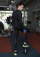 Top Sports Fitness Basketball Pajama Set Compression Tights Thermal Underwear Bodybuilding Winter Underwear Men High Quality