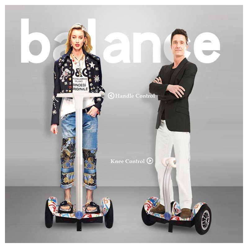 Daibot Hoverboard Electric Two Wheels Self Balancing Scooters 700W 36V Electric Scooter Child Adults With APPHandle  (7)