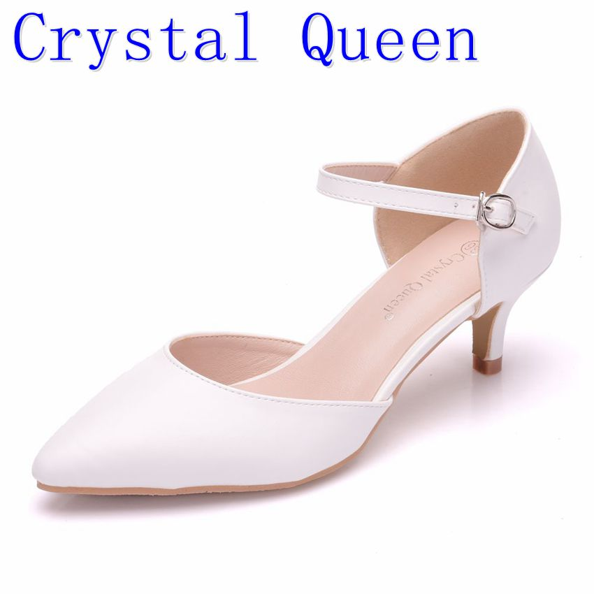Crystal Queen Women Sandals Summer High Heels Sandal white Heels Sandals Party Pumps Mary Janes Leisure Ladies Shoes Plus Size42Crystal Queen Women Sandals Summer High Heels Sandal white Heels Sandals Party Pumps Mary Janes Leisure Ladies Shoes Plus Size42