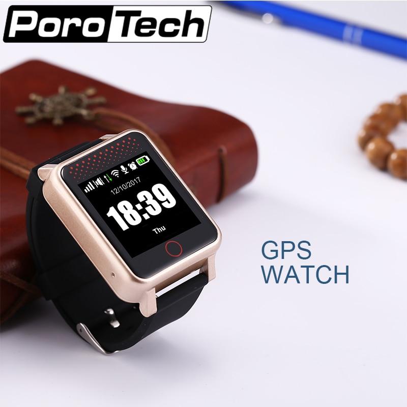 V36 GPS font b Watch b font Heat Rate Blood Pressure Detection font b Waterproof b