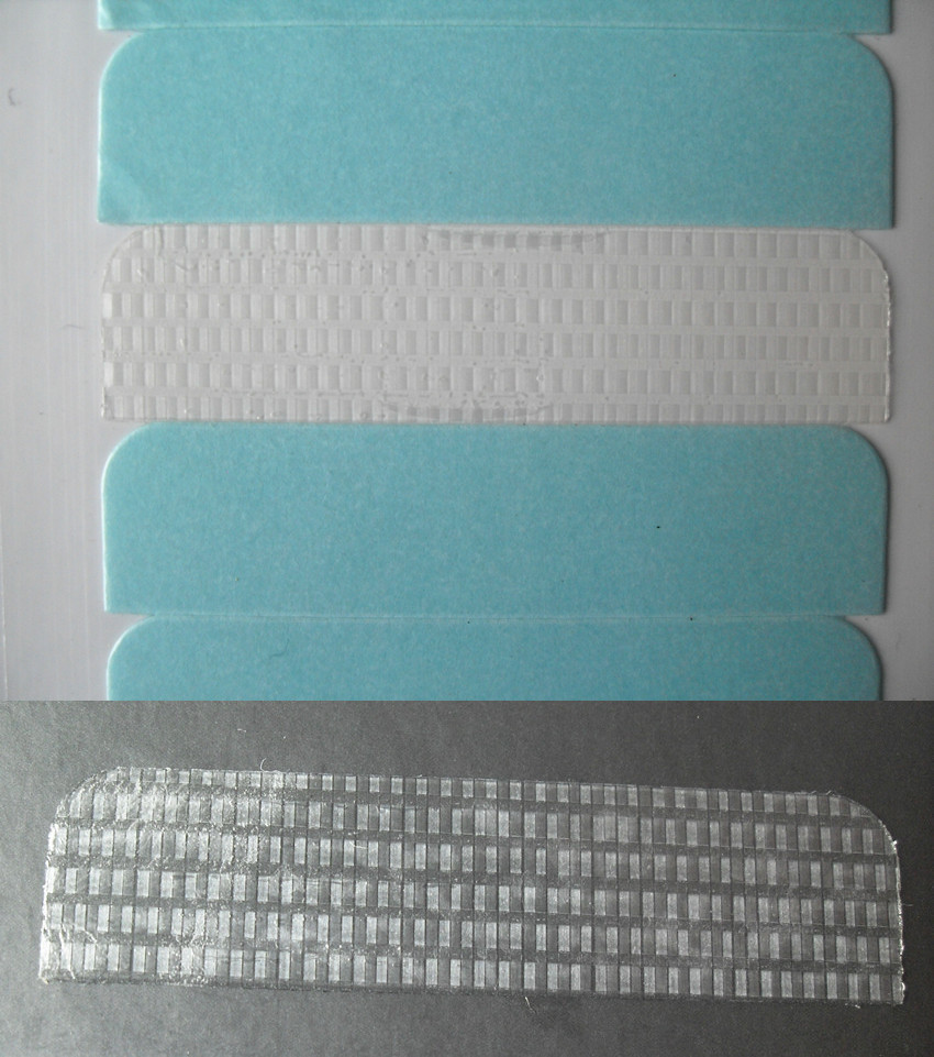 12pcs (1sheets) жоғары сапалы күшті шаш - Шаш күтімі және сәндеу - фото 5
