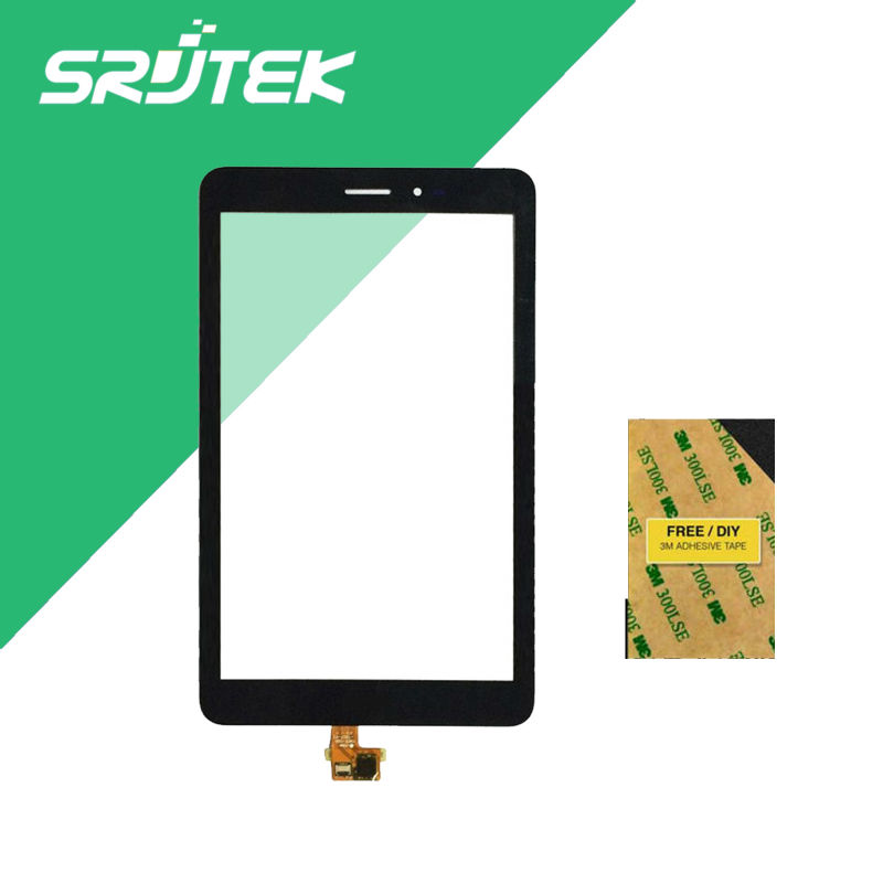 все цены на  For Huawei Mediapad T1 8.0 3G S8-701u / Honor Pad T1 Touch Screen Digitizer Glass Lens  онлайн