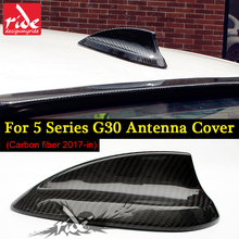 G30 Roof Shark Fin Antenna Cover Carbon Fiber B-Style For 520i 525i 528i 530i 535i 540i 550i 2017-in