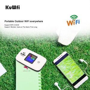 Image 5 - ロック解除 150 Mbps 車 4 3g ワイヤレスルータ Sim カード Solt と 4 グラム 3g ポケットルータ Wi Fi ルータ 10 まで Wifi のユーザー