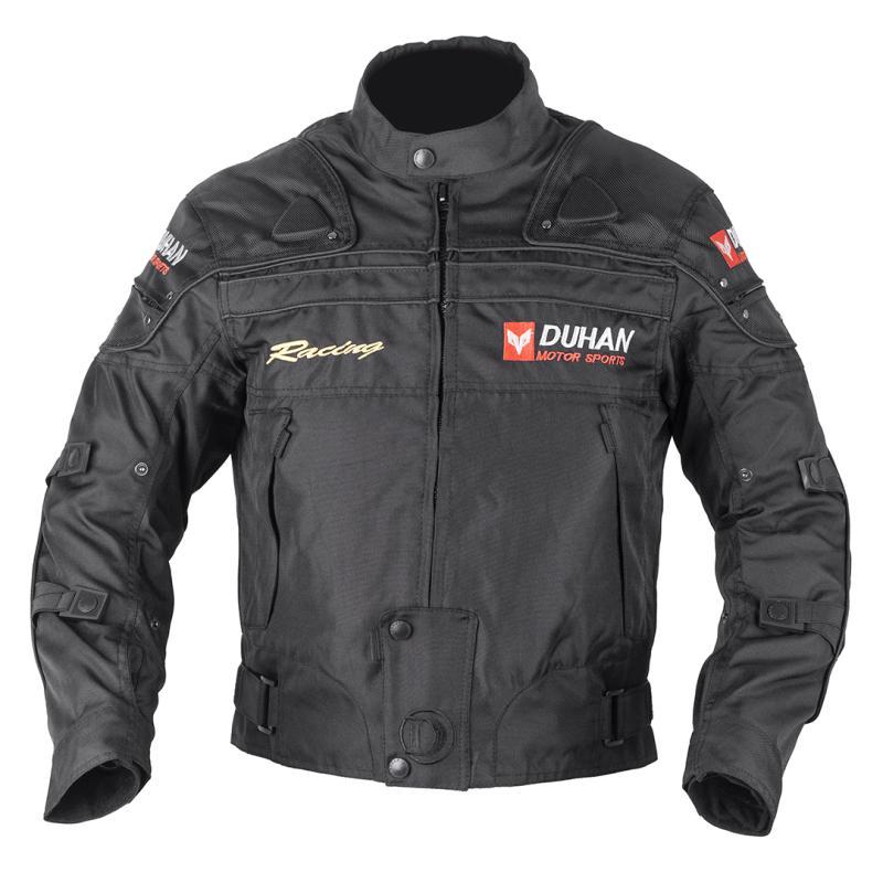 Vestes de Moto Oxford tissu Motocross veste de course tout-terrain vêtements vestes de Moto avec cinq gardes de protection air ship