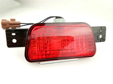 Сзади запасное колесо лампа хвост бампер свет противотуманных фар для Mitsubishi Pajero Shogun 2007 2008 2009 2010 2011 2012 2013 2014 2015