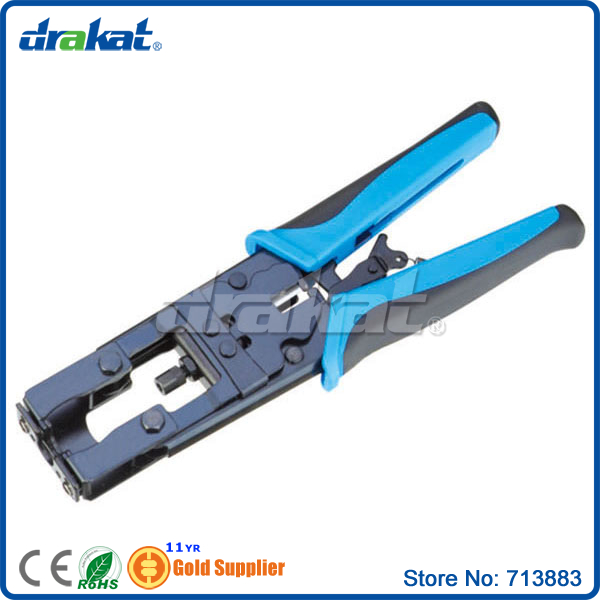 High quality 41 ~ 44mm Coaxial Cable Crimping tool for F RG11(7C)