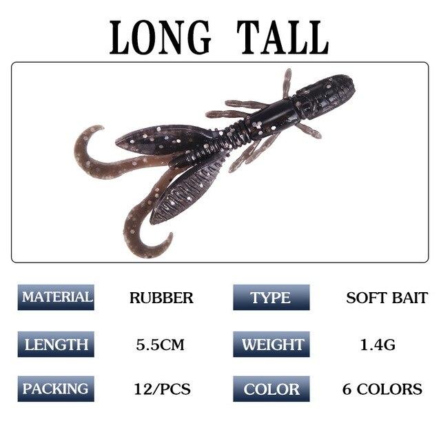 Weihefishing Härpäke jigi 5,5cm 12kpl