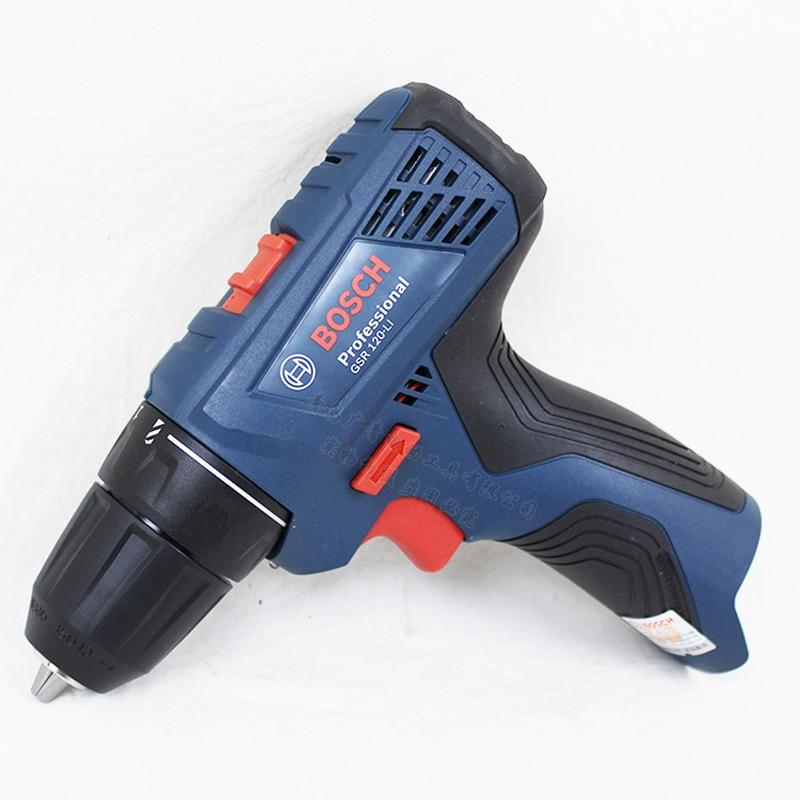 Germany TSR1080-2-LI Charging drill GSR120-LI hand Electric drill Lithium electric screwdriver Germany TSR1080-2-LI Charging drill GSR120-LI hand Electric drill Lithium electric screwdriver
