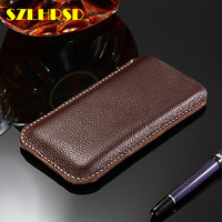 for Huawei Y7 Prime 2018 Case Genuine Leather Holster Belt Clip For Huawei Y5 lite 2019 Phone Cover Waist Bag Handmade Y5 Y3 Y6