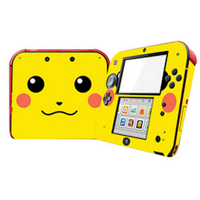 Cute Vinyl Skin Sticker Protector for Nintend 2DS skins Stickers For 2DS Vinyl Decal PVC Material