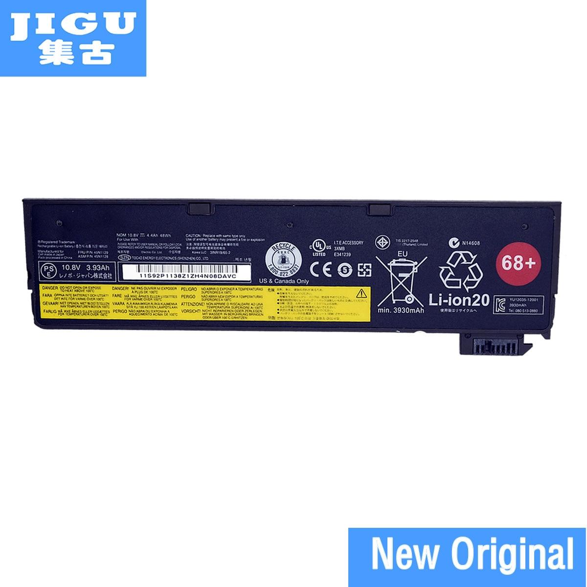 JIGU 45N1136 45N1131 45N1160 Original Laptop Battery For Lenovo for Thinkpad X240 X240S T440 T440S K2450 68+ jigu new battery l11l6y01 l11s6y01 for lenovo y480p y580nt g485a g410 y480a y480 y580 g480 g485g z380 y480m