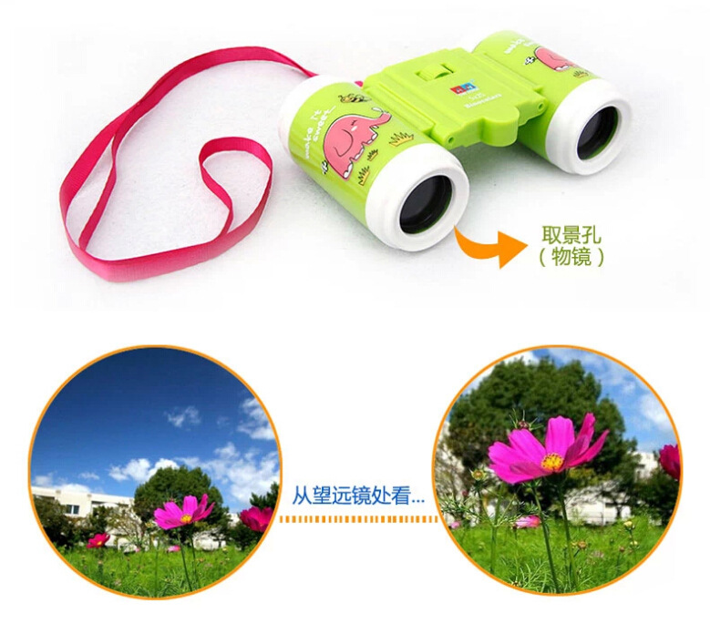 BOHS-Children-Telescope-Science-Binocular-Optical-Toy-4