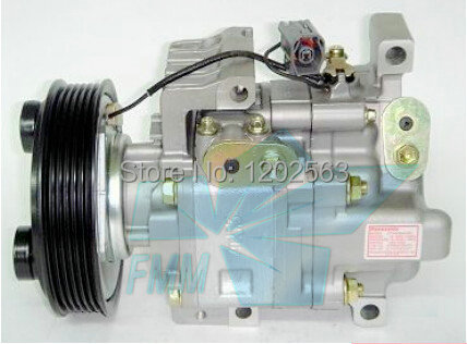 A/c Compressor & Clutch Amicable H12a1af4dv H12a1af4dw H12a1af4a0 H12a1ak4dw Car Best Quality Compressor Auto Parts For Mazda 6 2.3l Easy To Repair