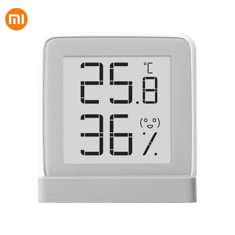 Fast Shipping Xiaomi Mijia Screen Display Digital Moisture Meter High-Precision Thermometer Monitor Temperature Humidity Sensor