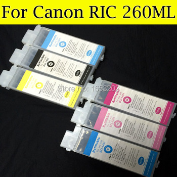 260ML BCI-1431 Ink Cartridge For Canon 1431 Refill Ink Cartridge Compatible For Canon W6400 W6200 7200/6200 W7250