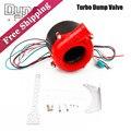 Electrónico Universal turbo Falso Coche Turbo Válvula de escape Válvula de Descarga Electrónica de Sonido Eléctrico Turbo Blow Off Bov Sonido Analógico