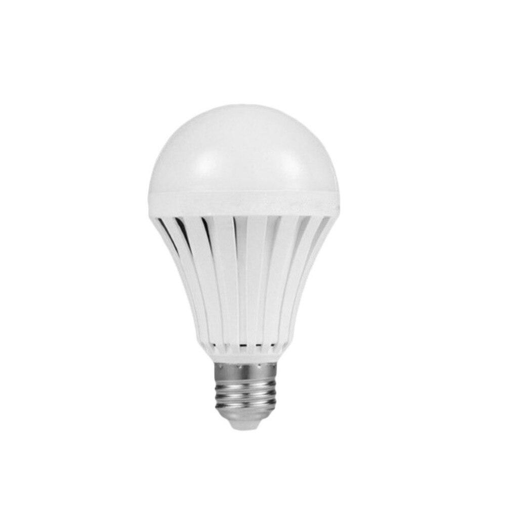 Bombilla LED de emergencia. Luz exterior de emergencia. Recargable iluminación Lamp.220V! E27 B22 40000LM potente faro USB recargable cabeza luz 7 LED faro cabeza lámpara impermeable cabeza antorcha cabeza linterna