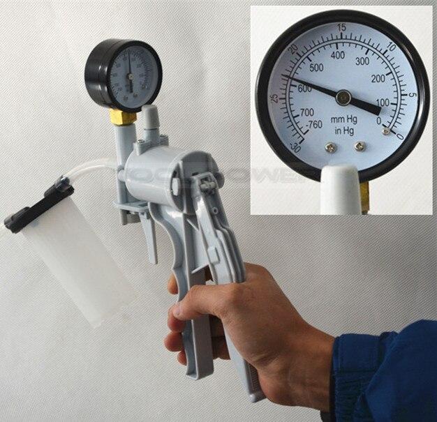 Manual Vacuum Pump Oil Pumping Machine Car Brake Tools Hand Air Exhaust