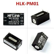 220 فولت 5 فولت ac DC وحدة تزويد طاقة معزولة ، الذكية المنزل HLK PM01 ، التبديل تنحى إمدادات الطاقة وحدة