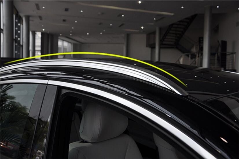 Car Aluminum Roof Rack Baggage Luggage Bar For Benz Gle Sport W166 Coupe Gle320 Gle400 Gle450