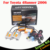 55W Car Canbus HID Xenon Kit Ballast Bulb Light AC 3000 4300K 6000K 8000K Replacement Headlight