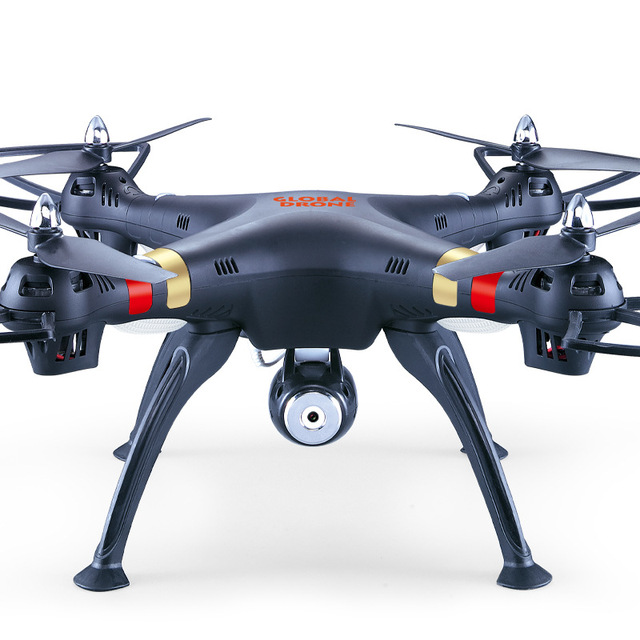 Big Drone CX 10 6CH 6 Axis Gyro HD Camera UAV Quadcopter With 3D Flips