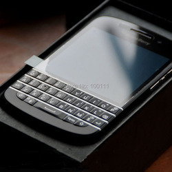 BB Q10 AZERTY keyboard Unlocked Original Blackberry Q10 Cell phone 8MP  2GB RAM 16GB ROM, Free shipping